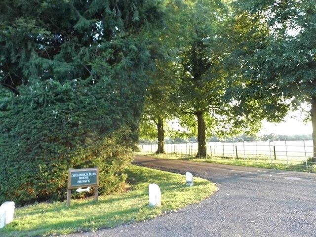 Hertfordshire Way, Childwick Green
