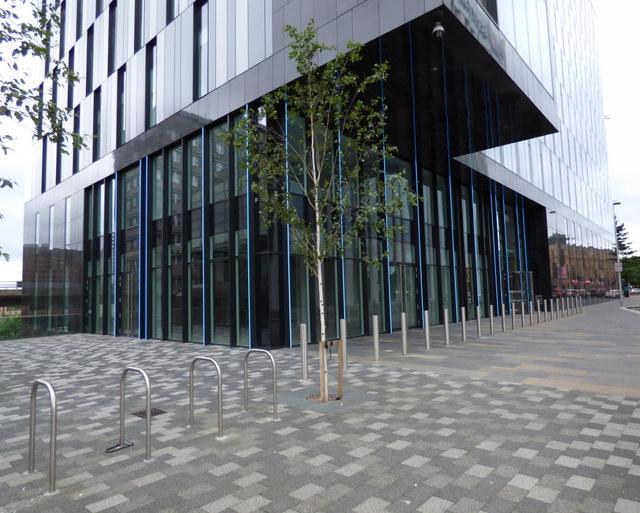 Office building on Bothwell Street