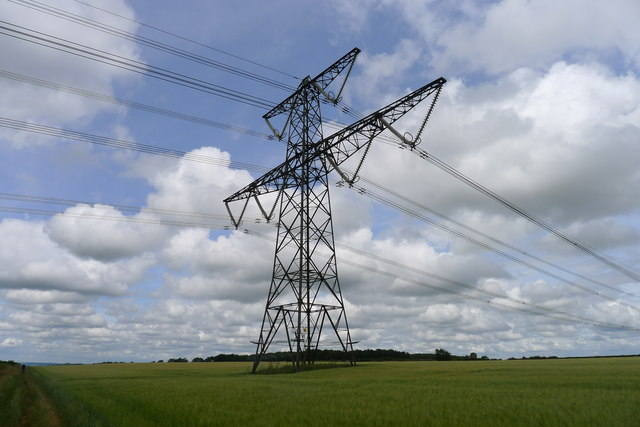L9 low height electricity pylon
