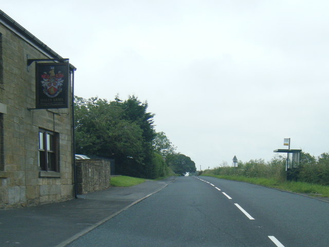 B6243 at Halls Arms Business Centre