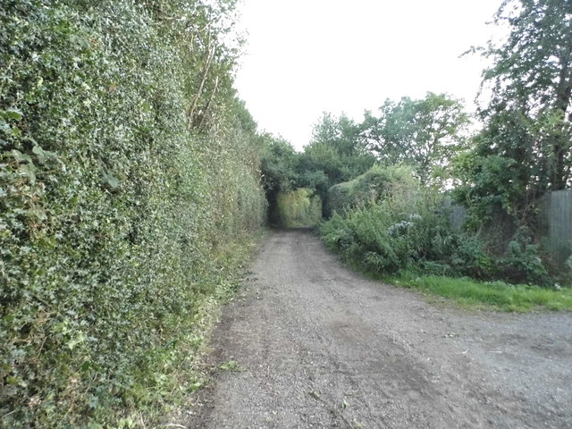 Townsend Lane, Harpenden