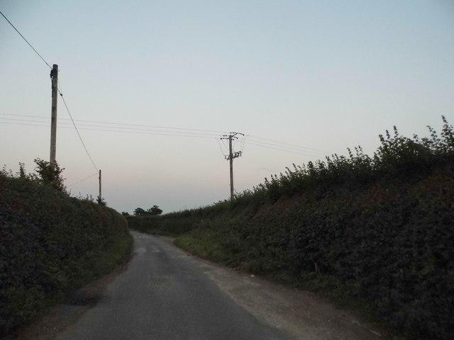 Roundwood Lane, Harpenden