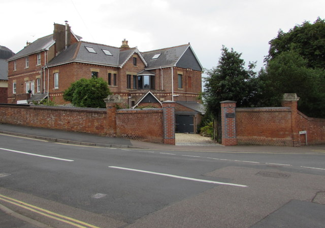 Merrist House, Exmouth