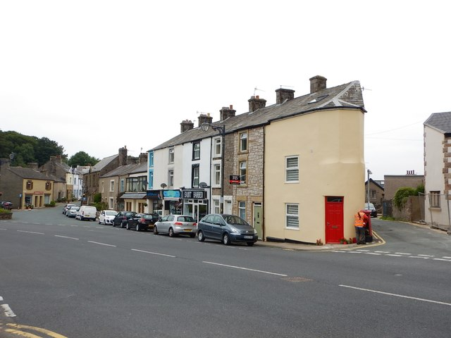 Heysham - Main Street