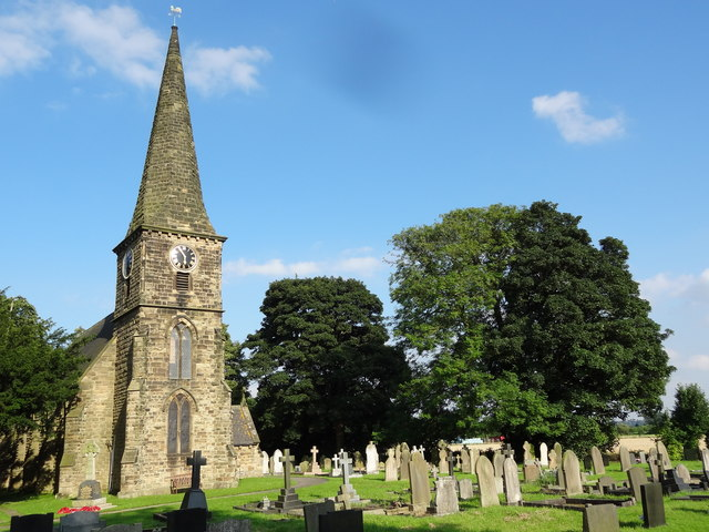 St Mary's Church Amcotts North Lincolnshire