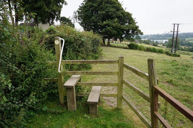 The Luddite Trail at Liversedge