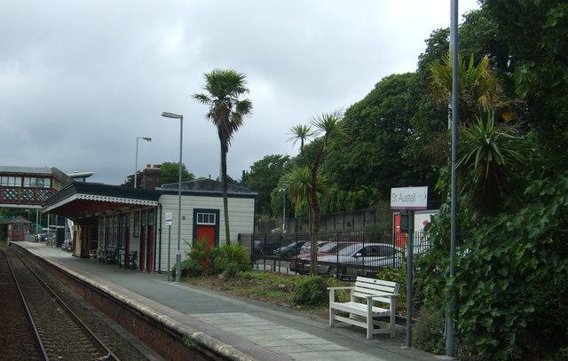 St Austell Railway Station