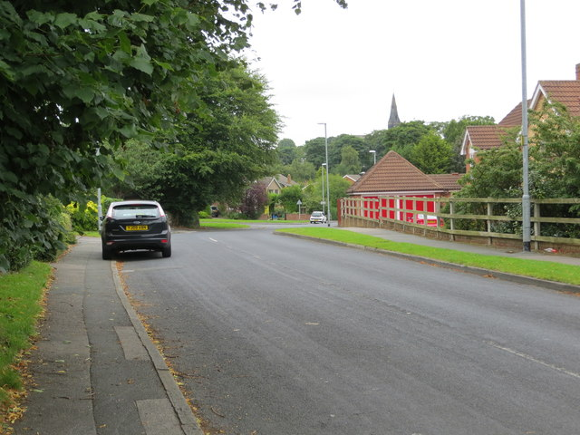 Hall Lane in Horsforth
