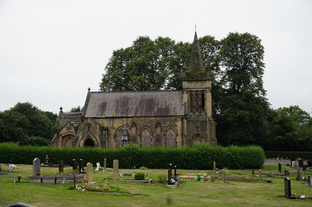 Liversedge Cemetery Chapel