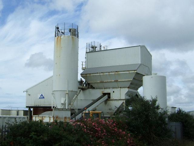 Bardon Concrete Plant