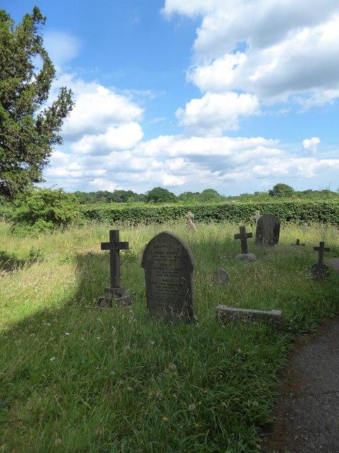 St. Peter, Stonegate: churchyard (b)