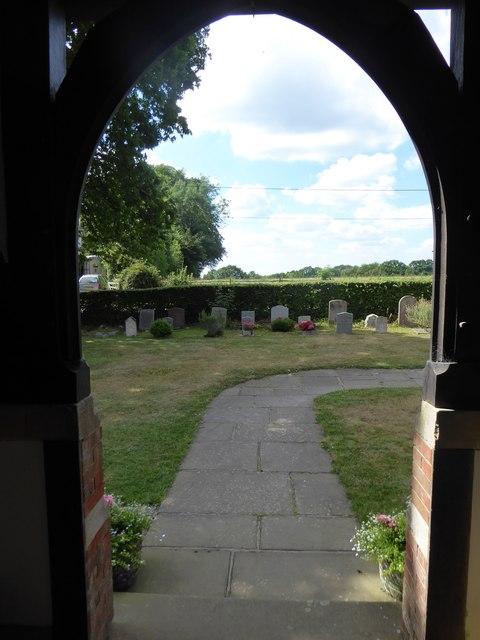 St. Peter, Stonegate: churchyard (c)
