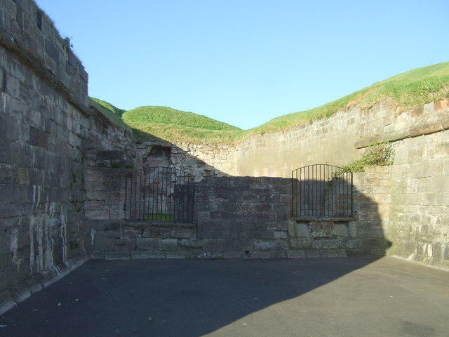 Fortifications, Berwick