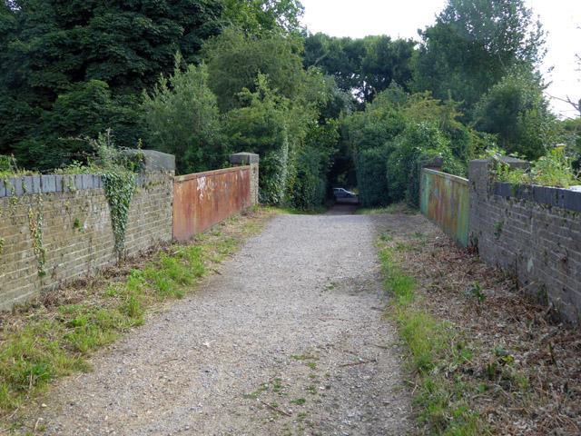 Railway bridge SWE 3/64