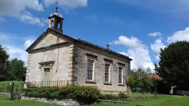 Coneysthorpe Chapel