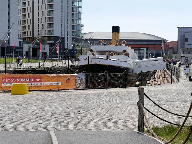 The Titanic Experience, SS Nomadic