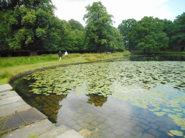 Smithy Pool, Dunham Massey