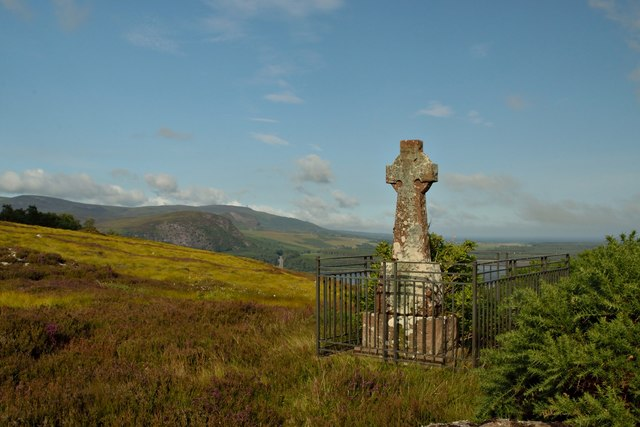A Highland Memorial in Cambusmore Estate, East Sutherland