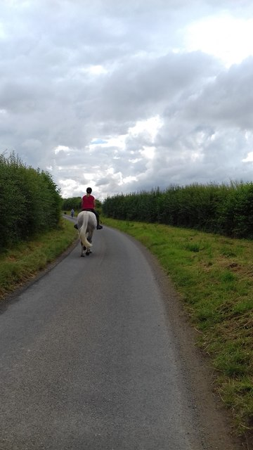 Green Dike Lane - Slingsby