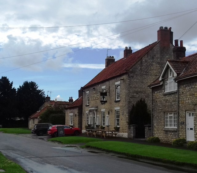 The Grapes Public House - Slingsby