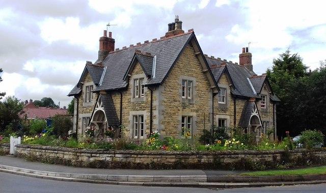 Houses in Slingsby