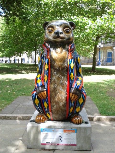 Birmingham Big Sleuth Dreamcoat Bear