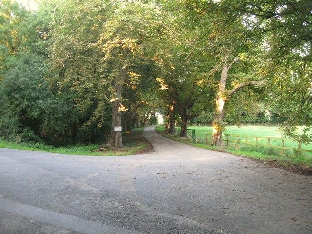 Access to Home Farm
