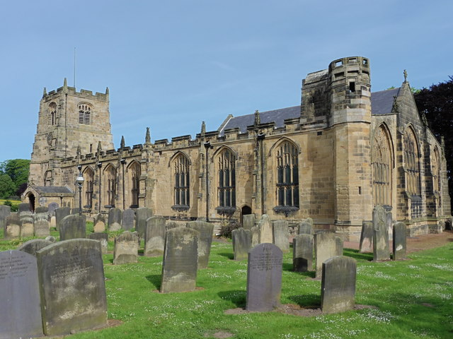 Alnwick, St Michael