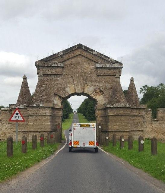 Carmire Gate