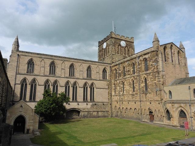 Hexham, Abbey church of St Andrew