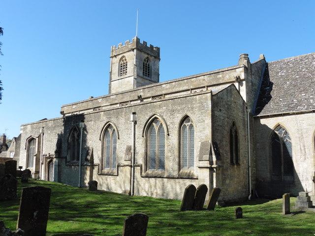 Eynsham, St Leonard