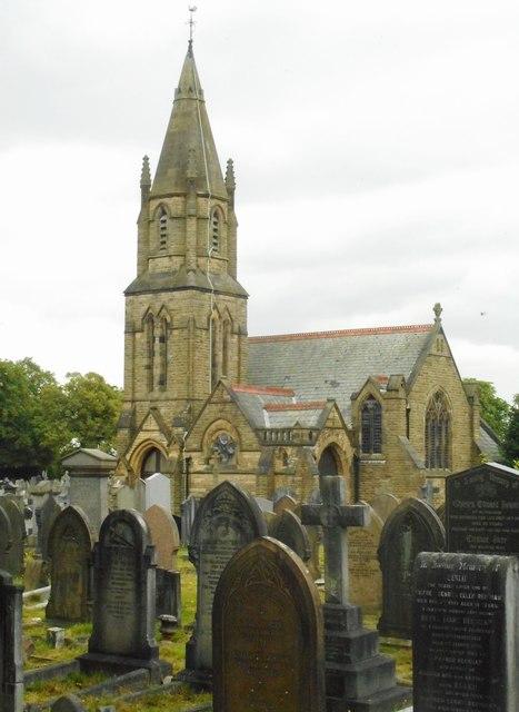 The Chapel, Hale Cemetery