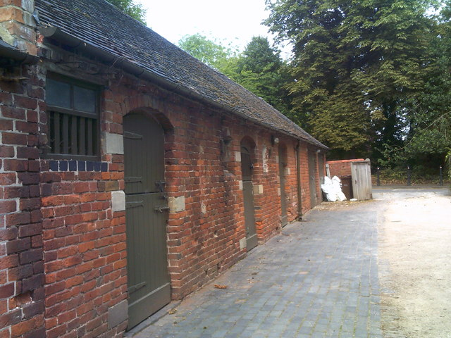 Wightwick Stables