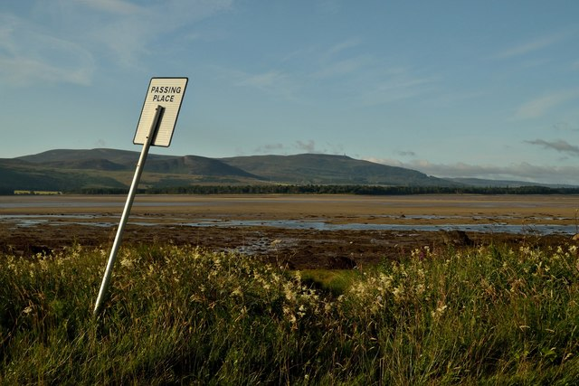 On the South Shore of Loch Fleet, Sutherland