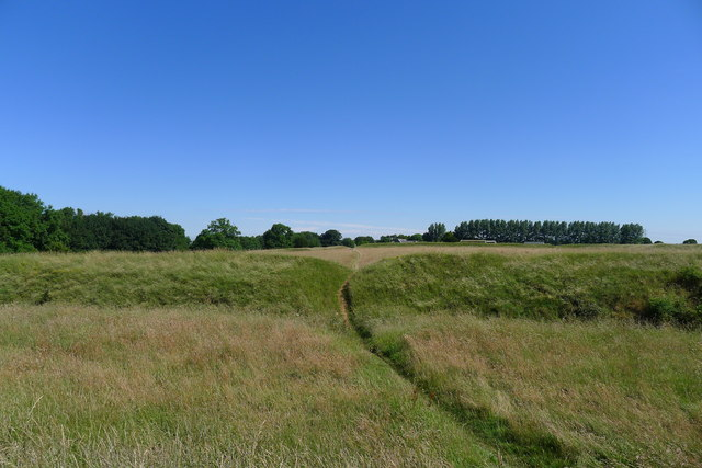 Old Sodbury hillfort (Sodbury Camp)