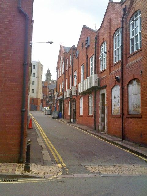 Wolverhampton Alley