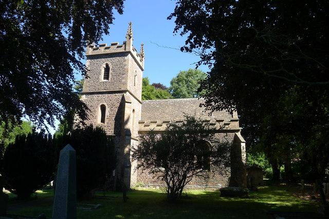 Church of St Adeline, Little Sodbury