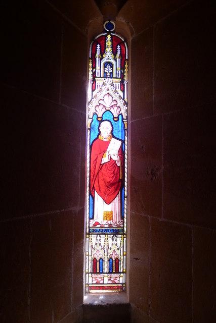 William Tyndale, Church of St Adeline, Little Sodbury