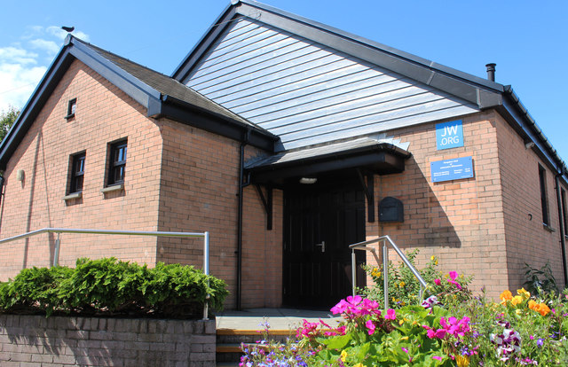 Kingdom Hall, Stranraer