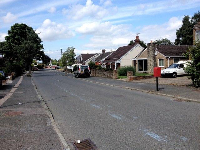 Hempstead Road, Hempstead