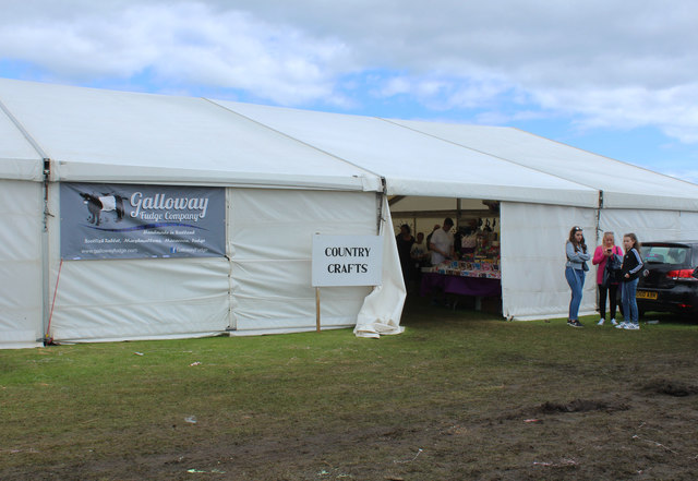 Country Crafts, Stranraer Agricultural Show
