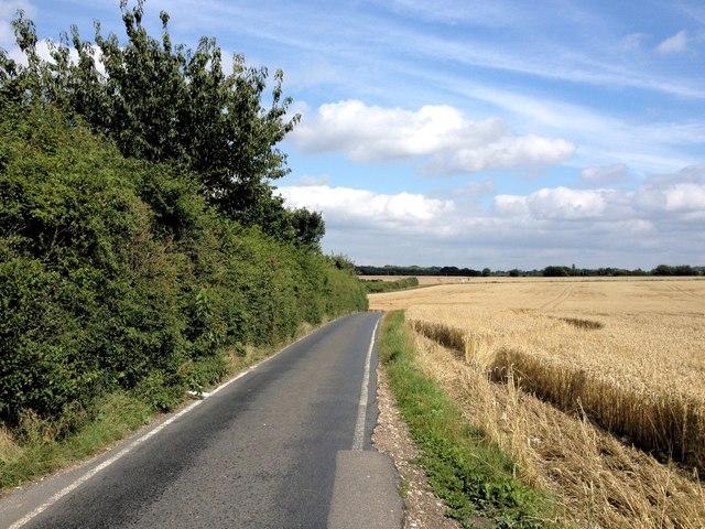 Ham Lane, near Hempstead