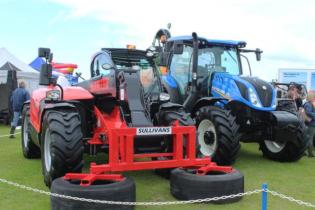 Manitou, Stranraer Agricultural Show