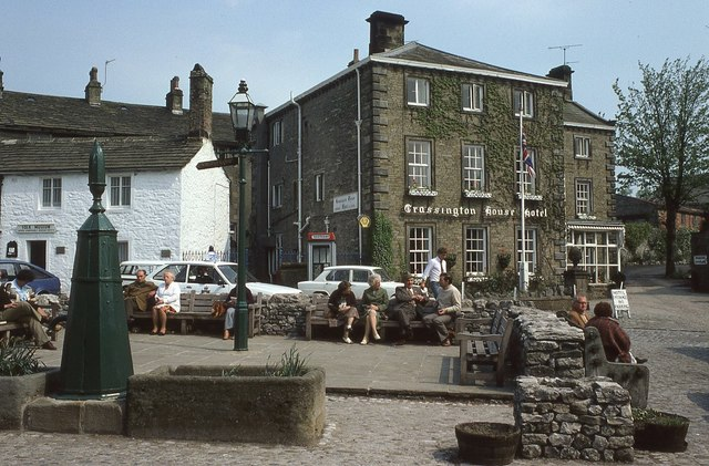 The Square and Grassington House Hotel