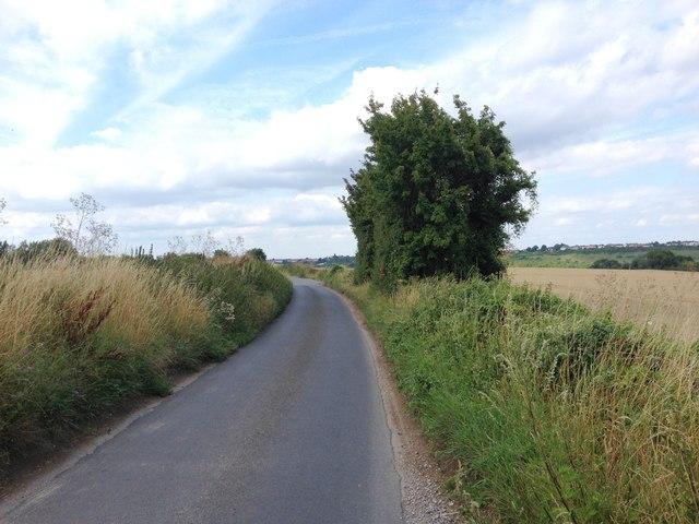 Shawstead Road, near Capstone