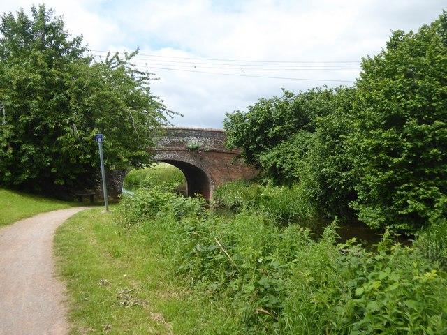 Bridge near Hyde Farm over Bridgwater and Taunton Canal