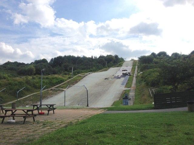 John Nike Ski Centre, Capstone