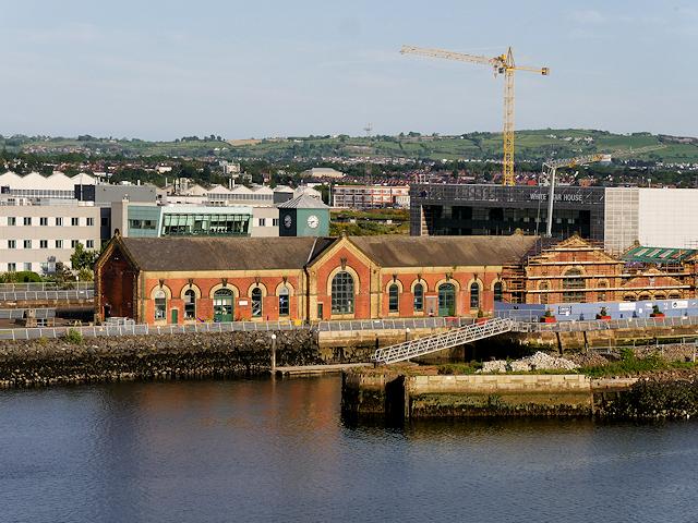 Alexandra Dock Pump House, Belfast