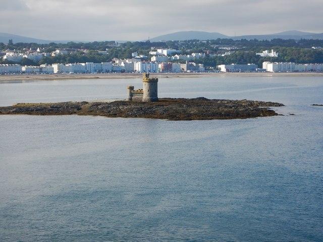 St Mary's Isle near Douglas