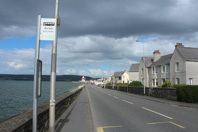 Cairnryan Road, Stranraer